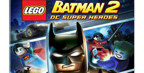 Gamis Set 2 lego batman 2 dc heroes free