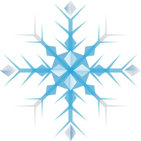 snowflakes pattern png free vector graphic christmas geometric ice snow