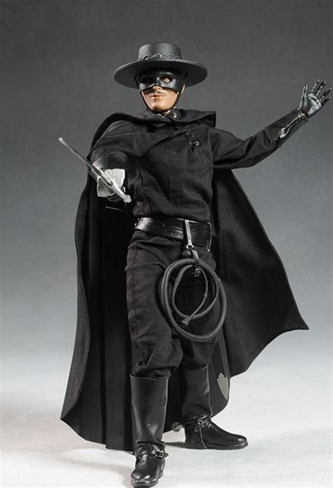 Sorro Overall review and photos of zorro sixth scale figure by triad toys