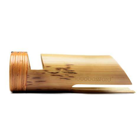 Speaker Bambu Eboy bamboo iphone lifier so that s cool