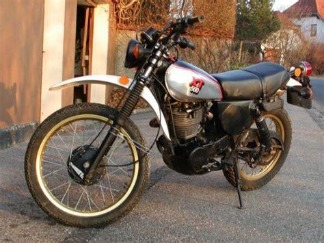 Erstes Motorrad Kaufen by Yamaha Erstes Motorrad Xt500 Www 1000ps At