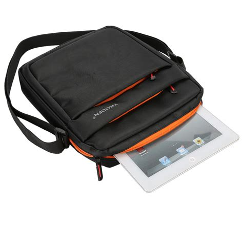 2018 10 inch android pc tablet bag black vertical