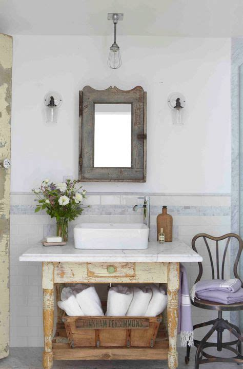 rustic chic bathroom ideas 29 vintage and shabby chic vanities for your bathroom