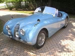 Jaguar Xk120 Replica 1952 Jaguar Xk 120 7 Roadster 6 Cylinder 160 Hp Replica