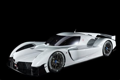 super concepts toyota s gr super sport concept is a racecar with street ambitions roadshow