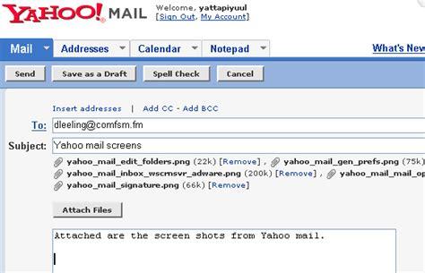 html format yahoo mail ca 100 email basics