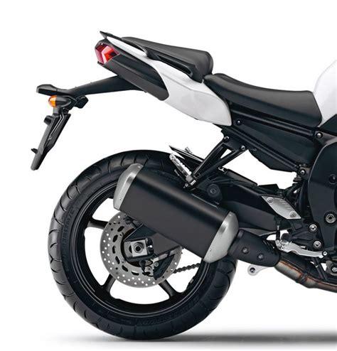 Motorrad Einfahren Sozius by Yamaha Fazer8 Kradblatt