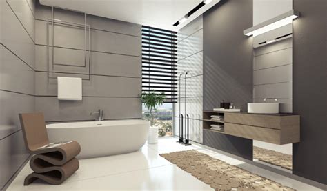 Modern Grey Bathroom Contemporary Gray Rooms That We Home Decor Ideas