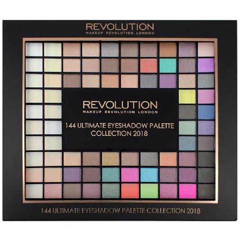 Makeup Revolution Ultimate Matte Eyeshadow Makeup Revolution 144 Ultimate Eyeshadow Palette Limited