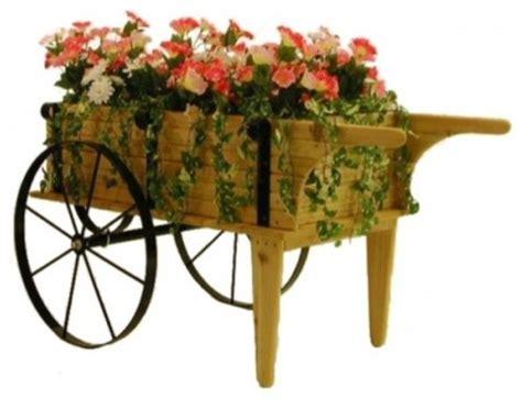 Frontier Carriages Mini Flower Cart Reviews Houzz Garden Flower Cart