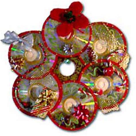 christmas decorations recycle for scotland 1000 formas de reciclar cds y dvds