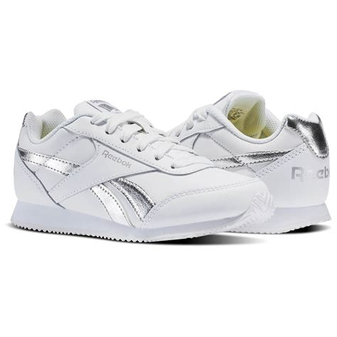 Reebok Jodger reebok royal classic jogger 2 0 junior white silver