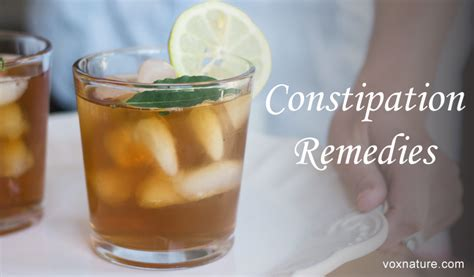reversing constipation naturally 8 remedies