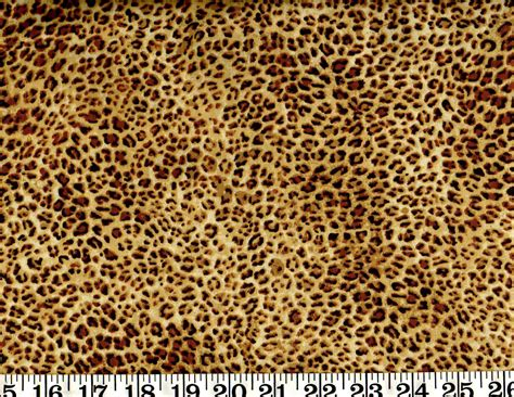 cheetah print upholstery fabric animal print cotton fabric cheetah skin print by the yard