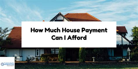 how much house can i afford with va loan how much house payment can i afford for home buyers