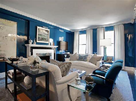 modern blue living room interior color  ideas