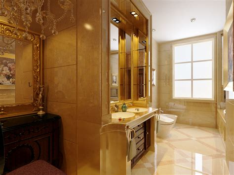 gold bathroom tile 25 cool pictures and ideas of gold bathroom tiles