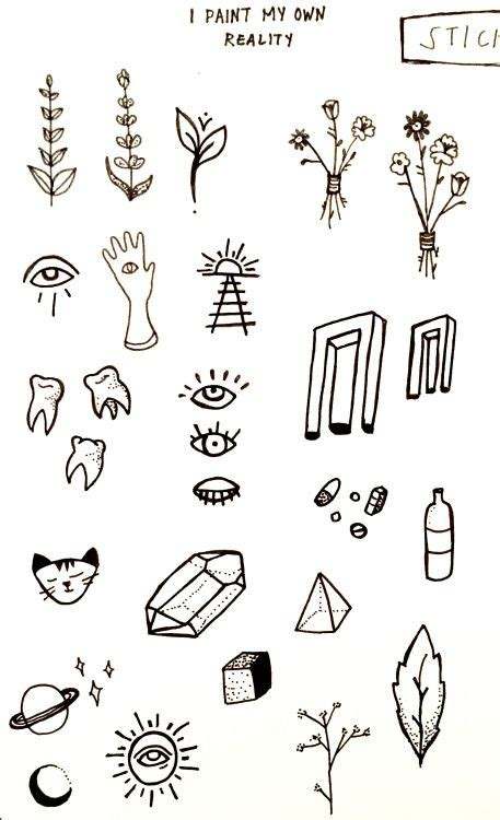 small tattoo flash 22 best stick poke ideas diy images on stick