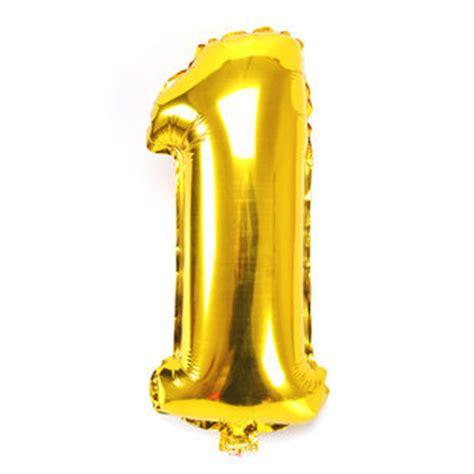 Balon Foil Handle B 20 16 40 foil balloon numbers 0 9 helium large baloons happy birthday decor ebay