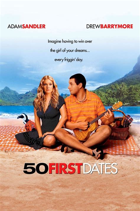 50 First Dates 2004 The Movies Database Posters 50 First Dates 2004