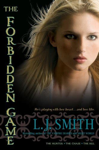 Forbidden The Hunt the forbidden by l j smith trilogy books free