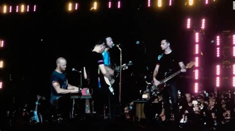 coldplay new song 2017 coldplay performed a new song for houston cnn video