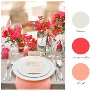 create wedding color palette pretty color palettes merriment events wedding planning
