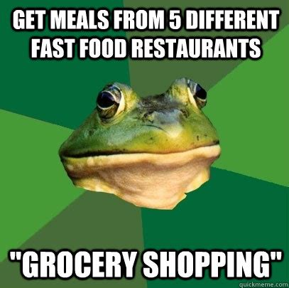 Grocery Meme - funny grocery shopping memes