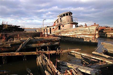 tugboat island go here tugboat graveyard in staten island