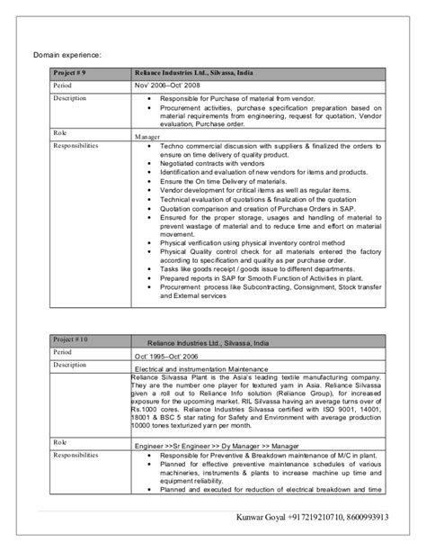 sap release management resume 28 images resume sap mm