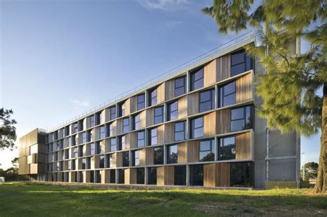 Monash University Student Housing Promotes Collegiality And Sustainability Monash