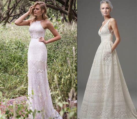 Gaun Pengantin Ballgown Tanpa Ekor inspirasi gaun pengantin cantik untuk outdoor