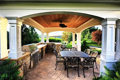 Photo Gallery of Outdoor Kitchens, Fireplaces & Fire pits