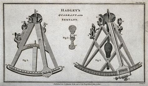 file astronomy a quadrant and a sextant engraving - Sextant And Quadrant