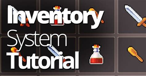 unity tutorial room how to make an inventory system for a unity game unity3d