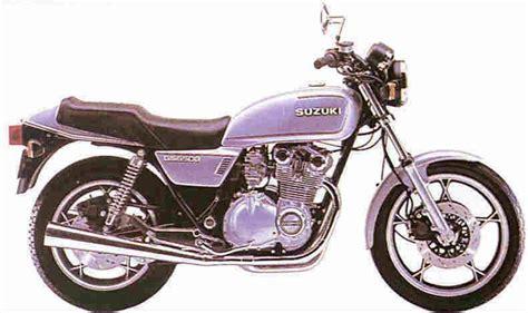 1982 Suzuki Gs 650 Specs Suzuki Gs650 Gallery Classic Motorbikes