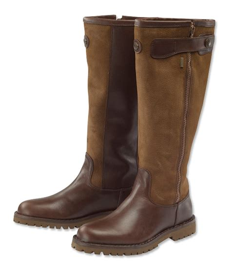 leather boots s leather boots le chameau