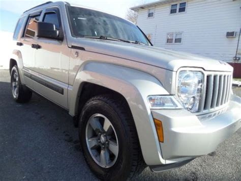 2008 Jeep Liberty Owners Manual Buy Used 2008 Jeep Liberty Sport 4x4 6 Speed Manual