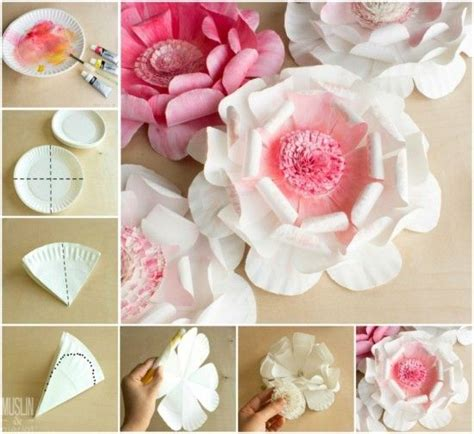 How To Make Large Tissue Paper Flower Balls - flower balls flower tissue paper flowers and