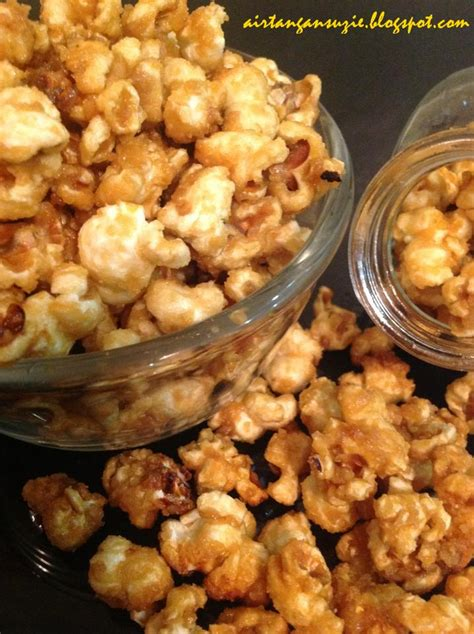 caramel pop corn ala garrett pop corn