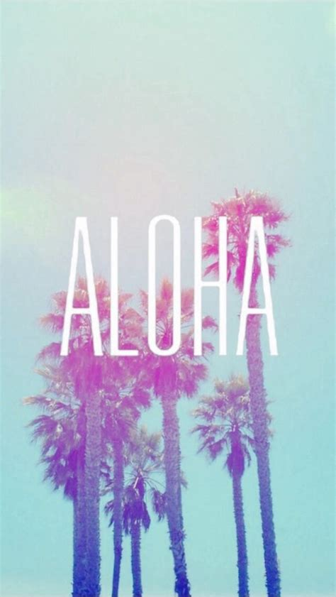 wallpaper tumblr aloha aloha summer tropical wallpaper image 2940922 by