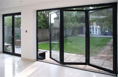 aluminium bi fold doors from everglade perivale