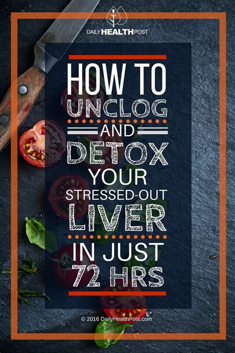 Safe Ways To Detox Your Liver by Best 20 Detox Your Liver Ideas On