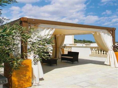 pergolati in legno per terrazzi pergolati in legno per terrazzi autoportanti e addossati