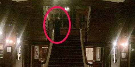 Halfway Hunted stanley hotel guest may captured photo of ghost