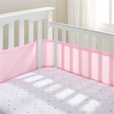 Are Mesh Crib Liners Safe by Breathablebaby 174 Classic Mesh Crib Liners Breathablebaby
