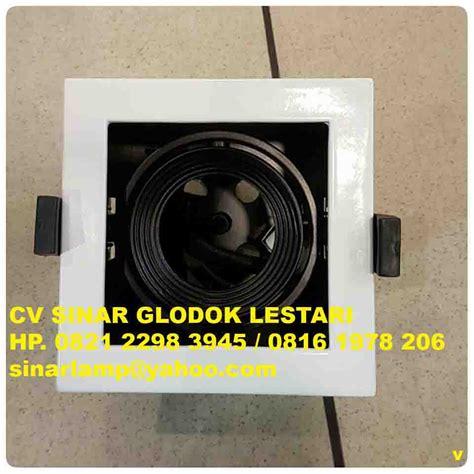 Kap Sorot Halogen 300w Surya kap lu downlight led atau halogen mr16