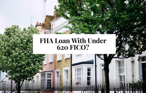 620 credit score can i qualify for fha loan with 620 credit scores