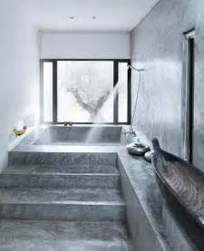 25 best ideas about concrete bathtub on