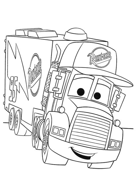 Cars Coloring Pages Coloring Pages To Print Cars Coloring Pages To Print